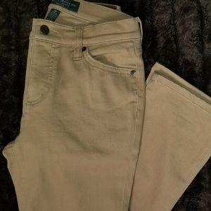 Lauren Jeans by Ralph Lauren Tan Jeans